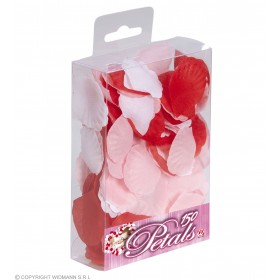 Boxes Of 150 Petals - Red Pink & White Asstd - (Red, Pink, White)