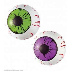 Inflatable Eye 35Cm - Fancy Dress (Halloween)