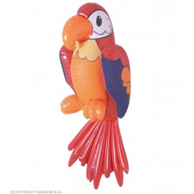 Inflatable Parrots 60Cm - Fancy Dress