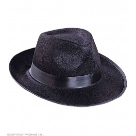 Gangster Hat Felt - Fancy Dress