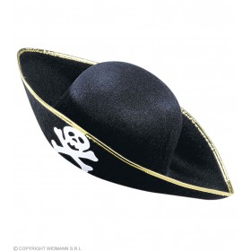 Felt Pirate Hat - Fancy Dress (Pirates)