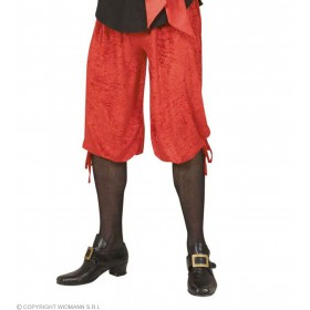 Velvet Knickerbockers - Red - Fancy Dress