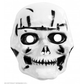 Child Size Skull Masks - Fancy Dress