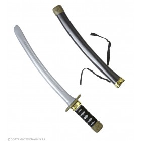 Ninja Dagger W/Scabbard - Fancy Dress (Ninja)