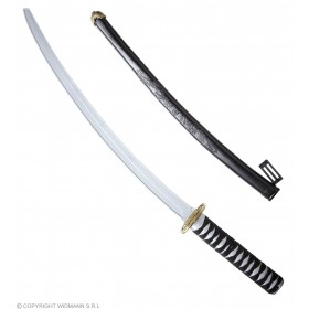 Japanese Katana W/Scabbard 80Cm - Fancy Dress