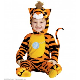 Baby Tiger Cat Cutie Fancy Dress Costume Age 1-2 (Animals)
