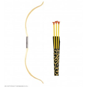 Bow And Arrow Set 51Cm Other