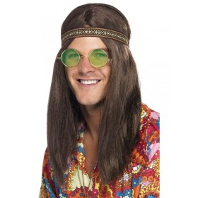 Mens Hippie Kit - Fancy Dress (1960S)