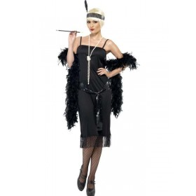 Flapper Fancy Dress Costume Ladies (1920S)