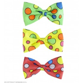 Dotted Bow Ties 3 Cols - Fancy Dress