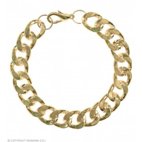 Gold Bracelets - Fancy Dress