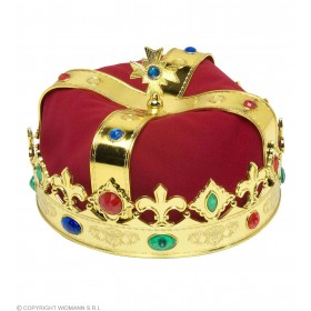 Jewelled Royal Crowns - Fancy Dress