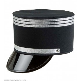 Black Kepi - Fancy Dress