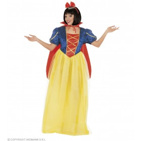 Xl Fairyland Princess Costume Costume Size 18-20 Ladies (Fairy Tales)