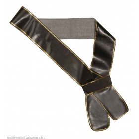 Leatherlook Sword Sash - Fancy Dress