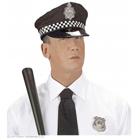 Policeman Hat - Fancy Dress (Cops/Robbers)