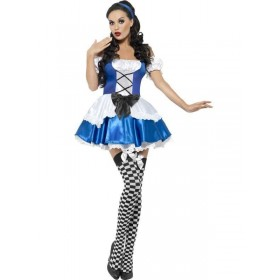 Fever Alice Fancy Dress Costume Ladies (Sexy)