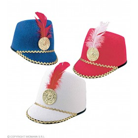 Majorette Hat Child Felt - Fancy Dress