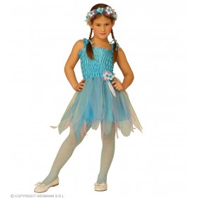 Fairy Ballerina - Dress, Headband Fancy Dress Girls (Fairy Tales)
