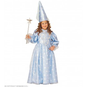 Magic Fairy - Dress, Hat Fancy Dress Girls (Fairy Tales)