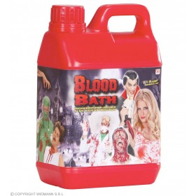 Blood Bath Jerry Can 1.89L Makeup - (Red)