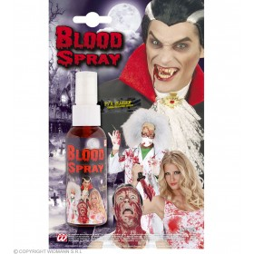 Blood Spray 48Ml Makeup - (Red)