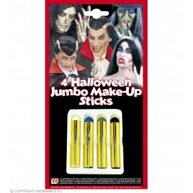 Make Up Sticks Halloween Jumbo - Fancy Dress (Halloween)