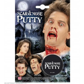 Scar/Nose Putty - Fancy Dress