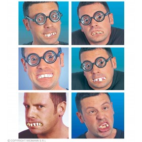 Funny Dentures 6Styles - Fancy Dress