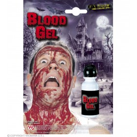 Blood Gel Bottle - Fancy Dress