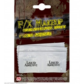 Liquid Latex Adhesive 3 Bottles - Fancy Dress