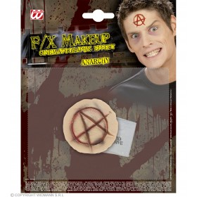 Sfx Anarchy Symbols - Fancy Dress