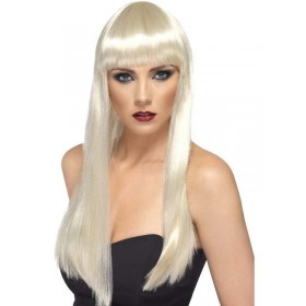 Beauty Wig - Fancy Dress Ladies - Blonde