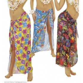 Hawaii Skirt 3 Styles Fancy Dress Costume (Hawaiian)