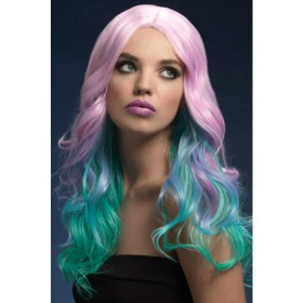 Fever Khloe Fancy Dress Wig - Rainbow
