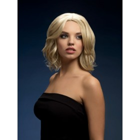 Fever Olivia Fancy Dress Wig - Blond