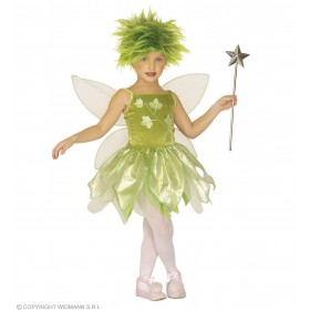 Forest Fairy & Dress, Wings Costume Age 4-5 Girls (Fairy Tales)