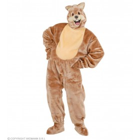 Plush Squirrel Fancy Dress Costume (Animals)