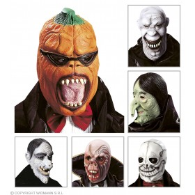 Halloween Mask 6Styles - Fancy Dress (Halloween)