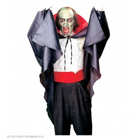 Cape W/Collar Fancy Dress Costume (Halloween)
