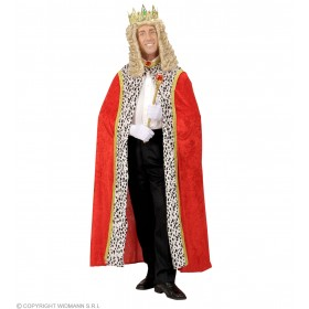 Royal Cape Velvet 150Cm - Fancy Dress
