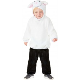 Toddler Lamb Fancy Dress Costume Animals