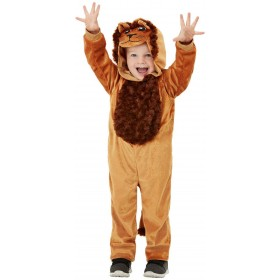 Toddler Lion Fancy Dress Costume Animals