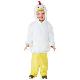 Toddler Chicken Fancy Dress Costume Animals