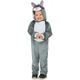 Toddler Bunny Fancy Dress Costume Animals