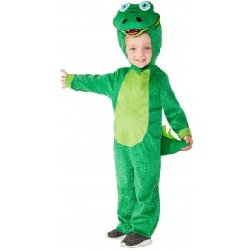 Toddler Crocodile Fancy Dress Costume Animals