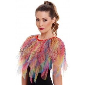 Bird of Paradise Cape Animals Fancy Dress
