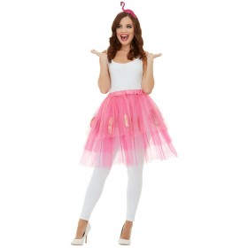 Flamingo Dress-Up Kit Animals Fancy Dress