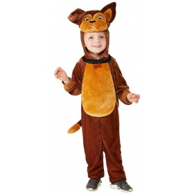 Toddler Dog Fancy Dress Costume Animals
