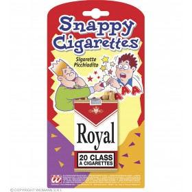 Snappy Cigarettes Joke - Fancy Dress